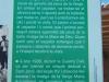 Santuari de la Mare de Déu de Cérvoles – Os de Balaguer - Plafó informatiu - Ampliació - Detall