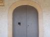 Santuari de la Mare de Déu de Cérvoles – Os de Balaguer Porta d'entrada