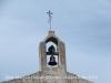 Santuari de la Mare de Déu de Cérvoles – Os de Balaguer - Campanar d'espadanya