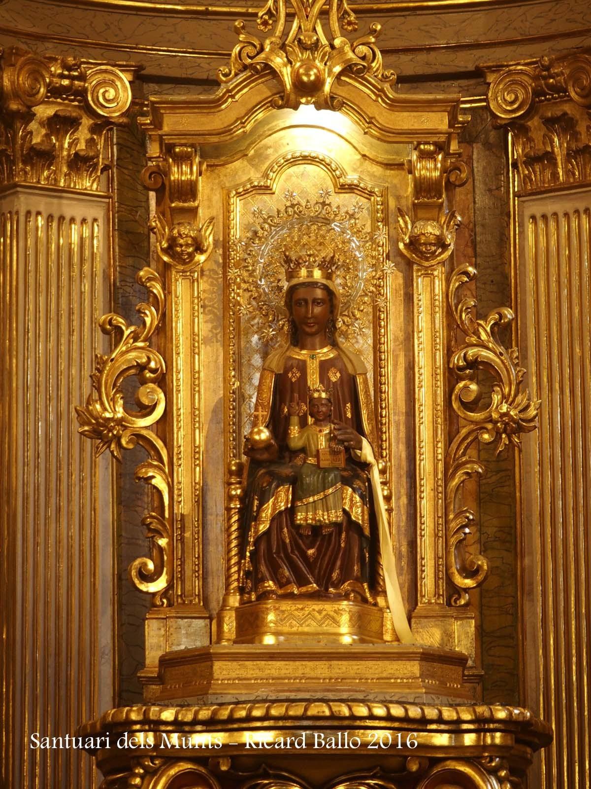 Santuari de la Mare de Déu dels Munts – Sant Agustí de Lluçanès