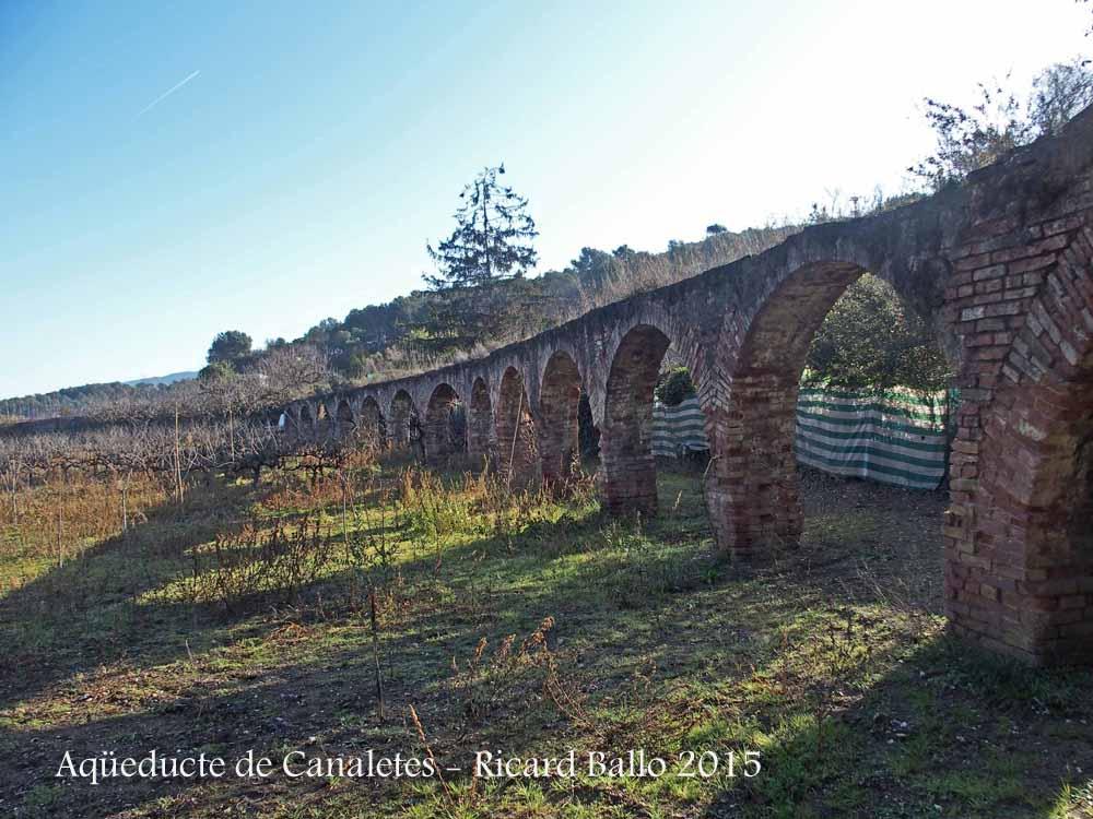 Aq educte de canaletes cerdanyola del vall s vall s occidental catalunya medieval - Casas en el valles occidental ...