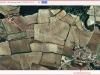 Capella de la Mare de Déu de la Llinda – Avinyonet del Penedès - Itinerari - Captura de pantalla de Google Maps, complementada amb anotacions manuals.