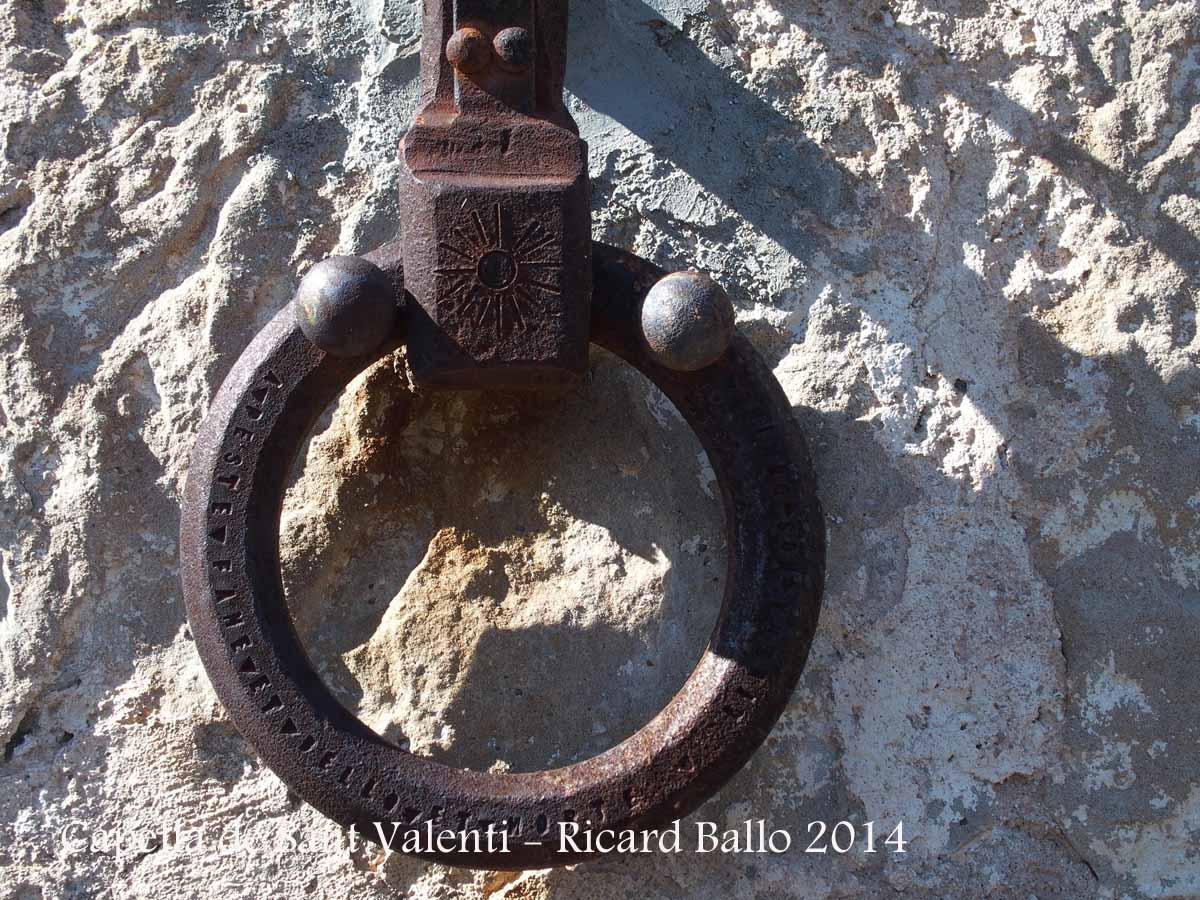 Capella de sant valent aguilar de segarra bages for Piscina aguilar de segarra