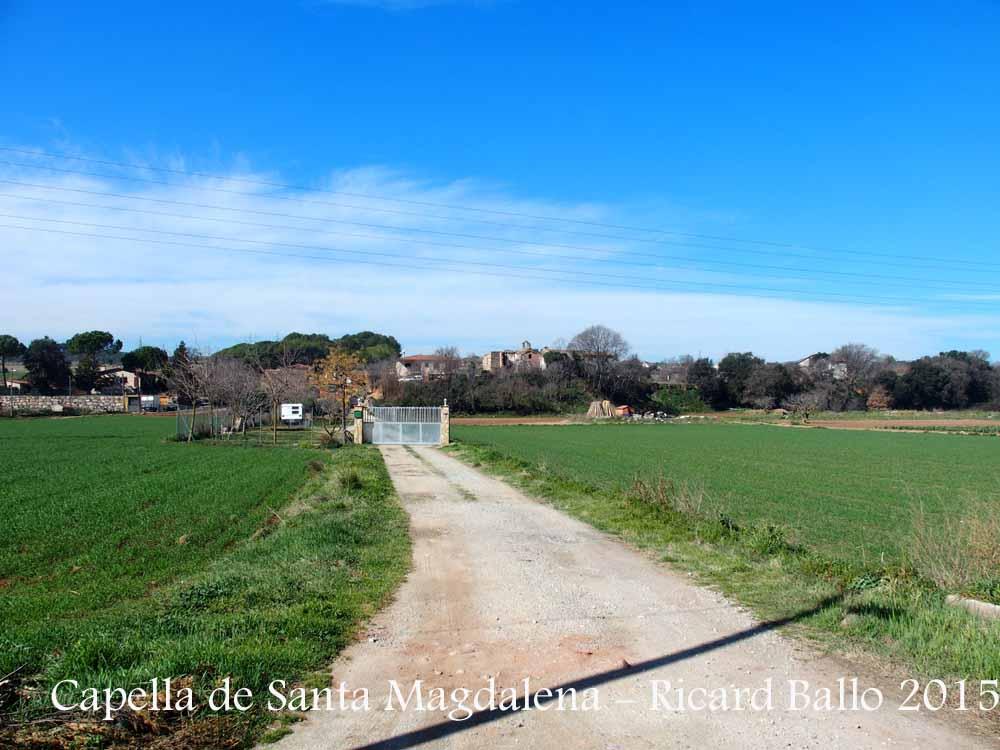 Capella de santa magdalena palau solit i plegamans vall s occidental catalunya medieval - Casas en el valles occidental ...