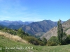 El Pallars Sobirà, vist des d\'una mica més amunt de Burg.