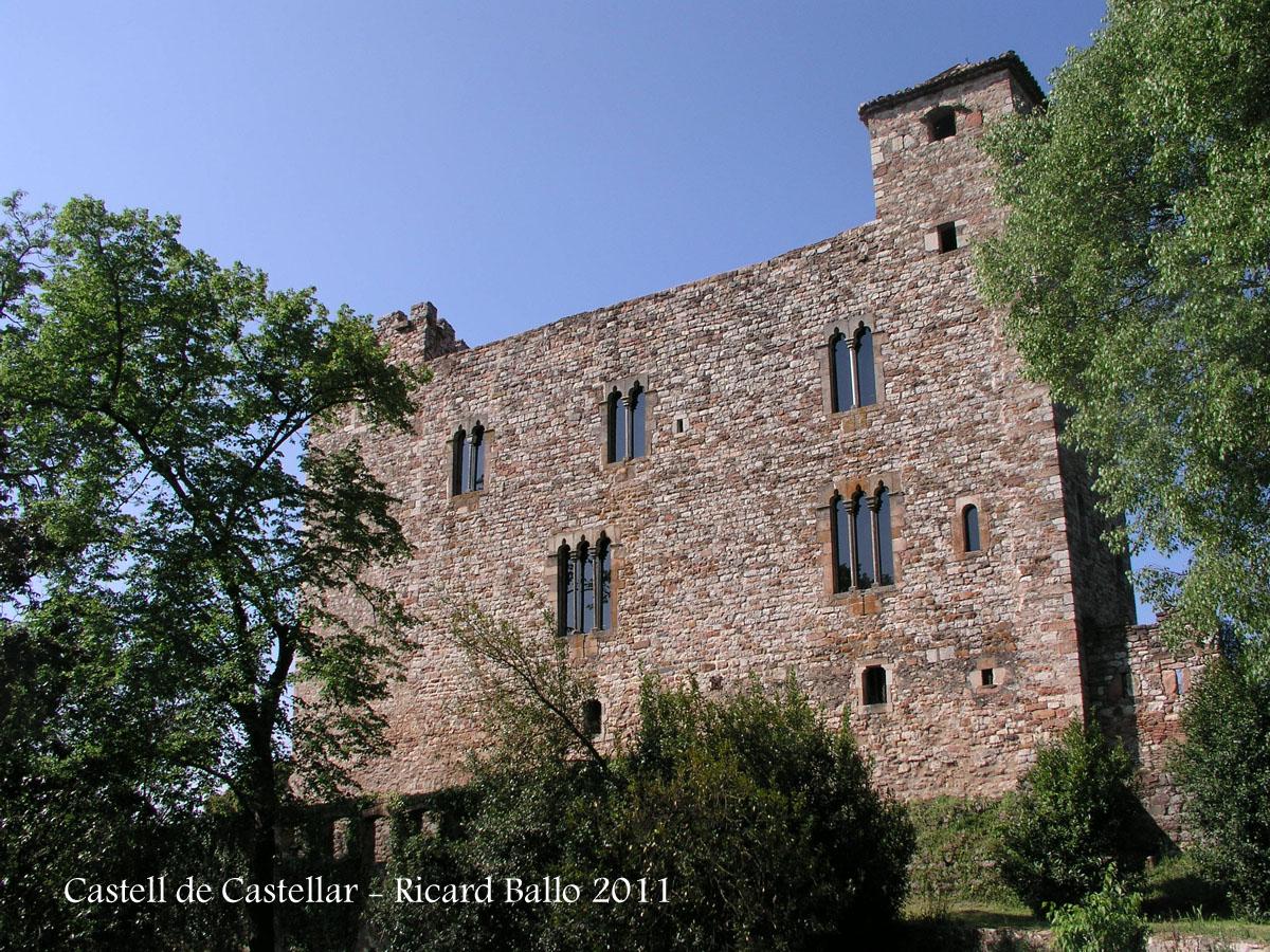 Castell de castellar castellar del vall s vall s - Tiempo castellar del valles ...