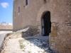 Castell de Creixell - Porta d\'entrada.