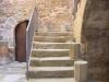 Castell de Les Sitges. Pati interior.