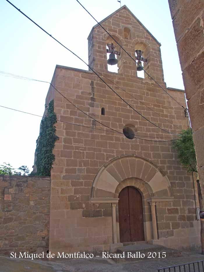 Església de Sant Miquel de Montfalcó d'Ossó