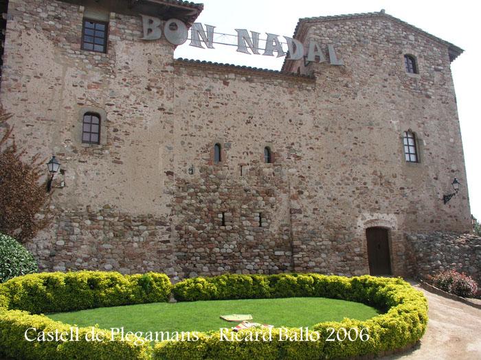 Castell de plegamans palau solit i plegamans vall s - Inmobiliaria palau de plegamans ...