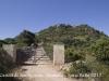 Castell de Santa Àgueda-Ferreries/Menorca - Inici camí a peu pròpiament dit.