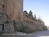 Castell de Verdú - Façana posterior.