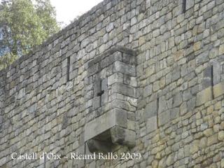 Castell d'Oix
