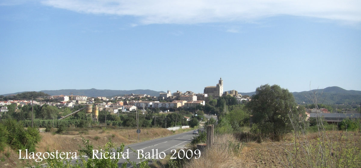Llagostera - Vista general
