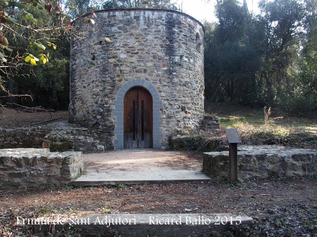 Ermita de sant adjutori sant cugat del vall s vall s - Cugat del valles ...