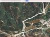 0-Ermita de Sant Simeó estilita – El Bruc - Itinerari - Captura de pantalla de Google Maps, complementada amb anotacions manuals.ta