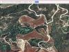 3-Ermita de Sant Simeó estilita – El Bruc - Itinerari - Captura de pantalla de Google Maps, complementada amb anotacions manuals.