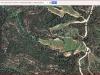 7-Ermita de Sant Simeó estilita – El Bruc - Itinerari - Captura de pantalla de Google Maps, complementada amb anotacions manuals.