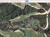 8-Ermita de Sant Simeó estilita – El Bruc - Itinerari - Captura de pantalla de Google Maps, complementada amb anotacions manuals.