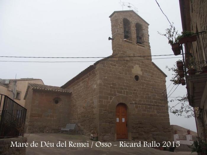 Església de la Mare de Déu del Sió – Ossó de Sió