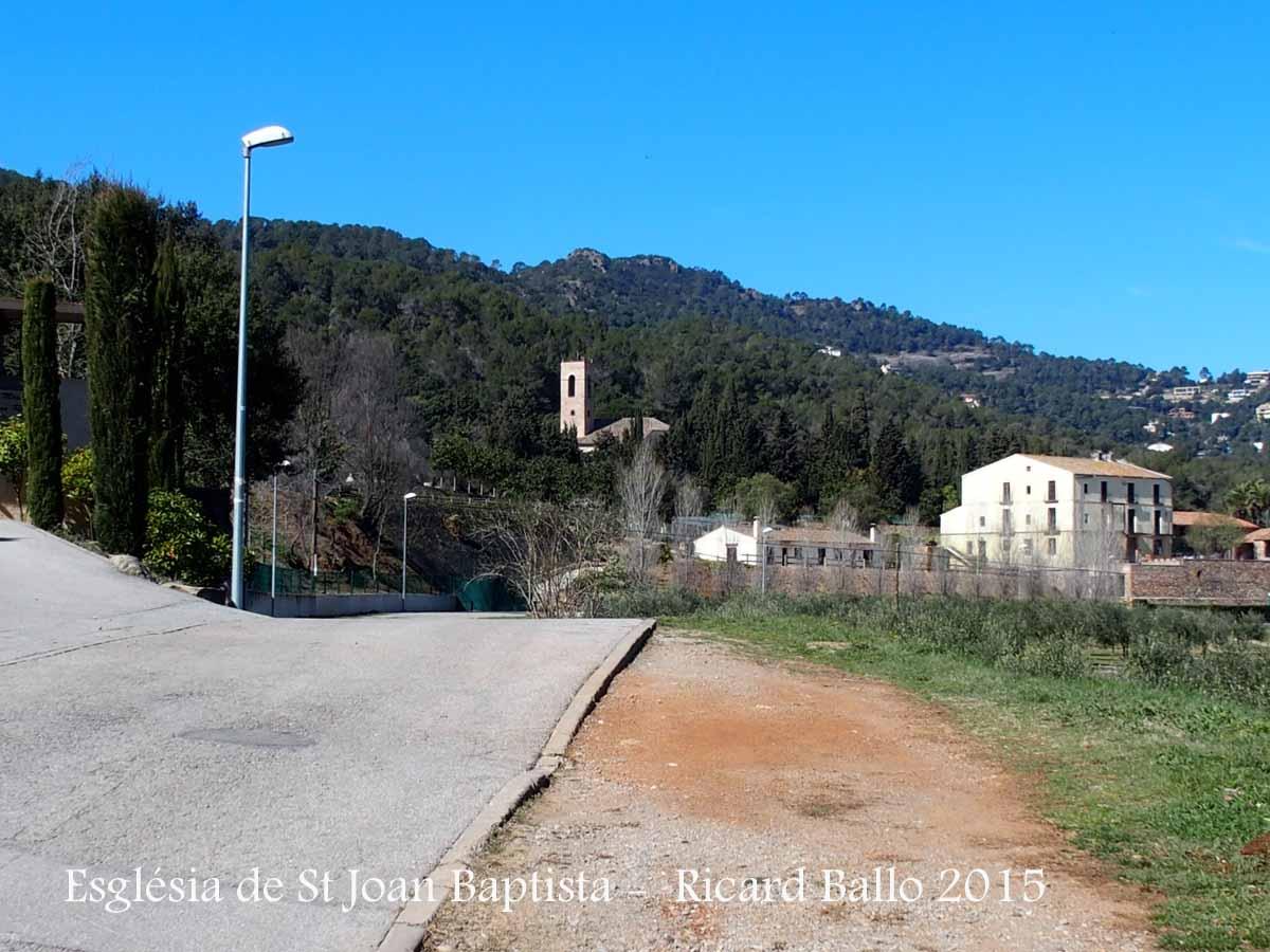 Esgl sia de sant joan baptista matadepera vall s - Casas en el valles occidental ...