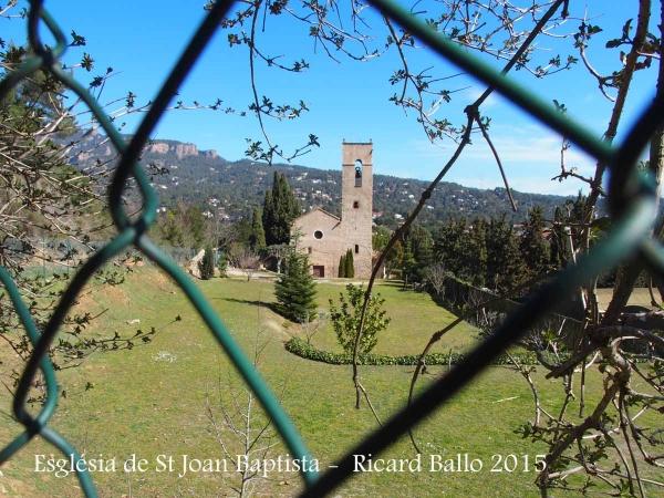 Església de Sant Joan Baptista – Matadepera