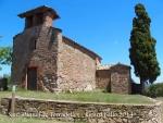 Església de Sant Miquel de Terradelles – Santa Maria de Merlès