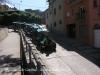 Muralles de Girona.Tren turístic.