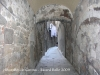 Girona. Carrer medieval.