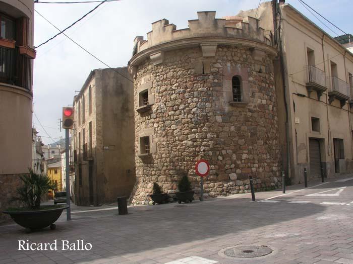 Torre de la Presó - Caldes de Montbui