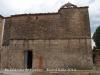 La Pabordia de Caselles – Fonollosa - En aquesta fotografia es ben evident el sobrealçat sofert per aquesta edificació.