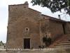 La Pabordia de Caselles – Fonollosa - Aquí veiem la façana posterior de ponent, que tal com es cita al text de la Diputació,