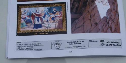 Quaderns de la memòria històrica - La Pabordia de Caselles - Camps.