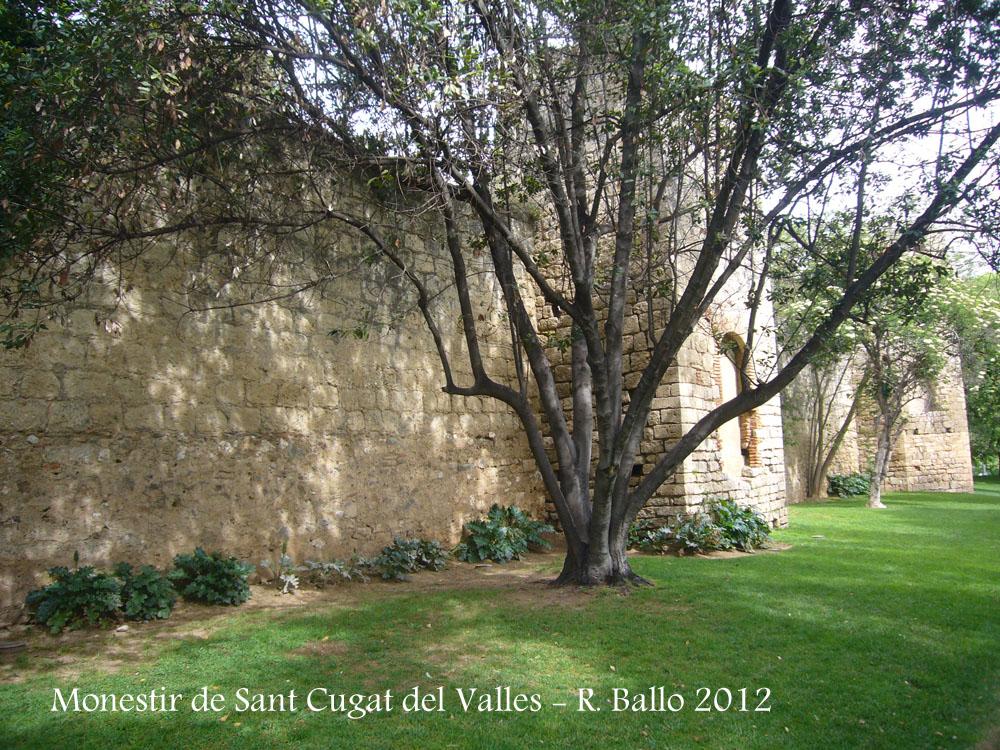 Monestir de sant cugat del vall s vall s occidental - Cugat del valles ...