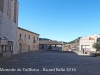 Monestir de Santa Maria de Vallbona – Vallbona de les Monges - En aquesta plaça hi havia antigament el fossar