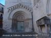 Monestir de Santa Maria de Vallbona – Vallbona de les Monges - Porta principal - Segle XIII