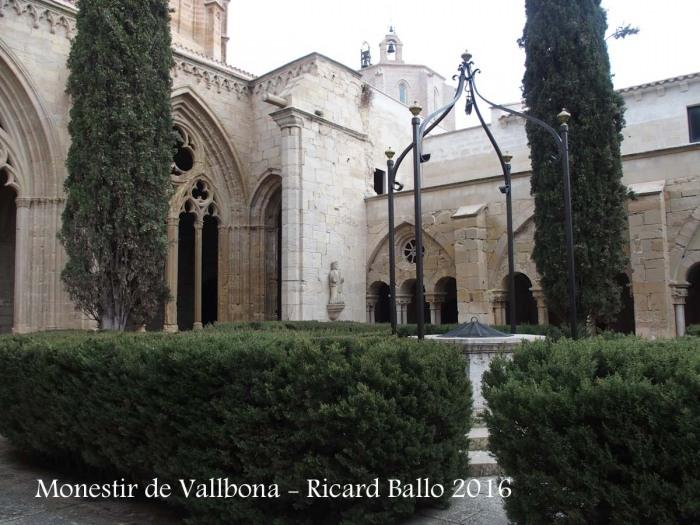 Monestir de Santa Maria de Vallbona – Vallbona de les Monges
