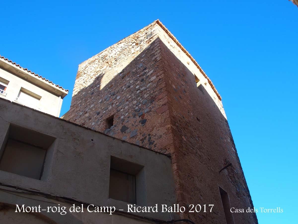 muralles de mont roig c mont roig c baix c catalunya