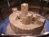 Castillo de Javier - NAVARRA - Maqueta.