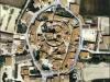 Palau-sator: vista del clos medieval.