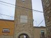 Palau-sator: Torre de les Hores.