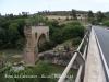 """Pont de Cabrianes – Sallent - Al costat, el pont \""""nou\""""."""