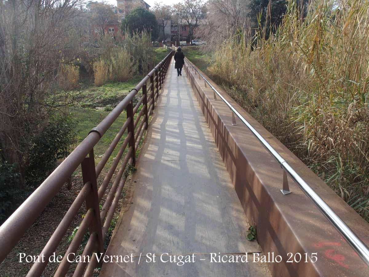 Pont de can vernet sant cugat del vall s vall s - Cugat del valles ...