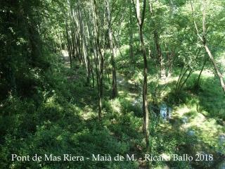 Pont de Mas Riera – Maià de Montcal