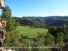 Vistes des de les ruïnes de Sant Pere del Mont – Castellfollit del Boix