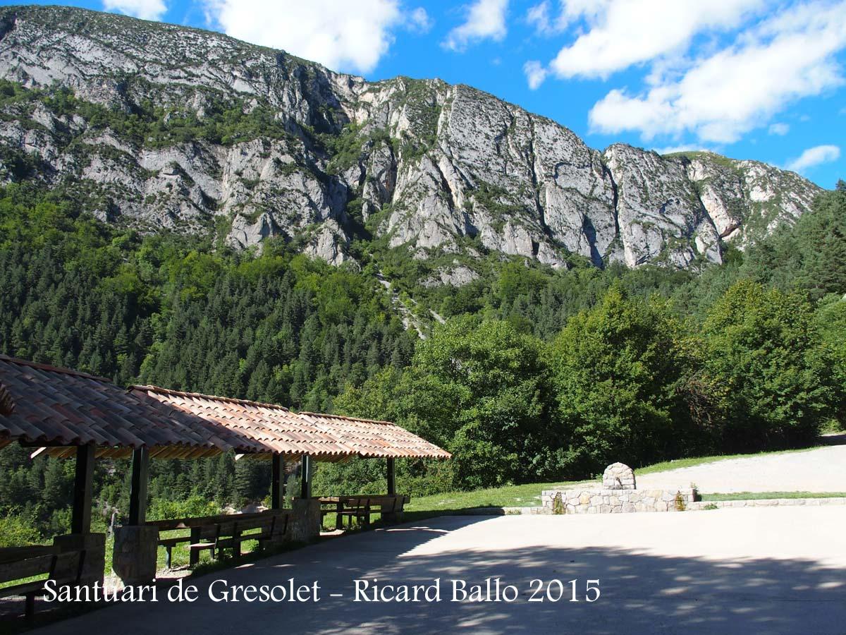 Santuari de Gresolet u2013 Saldes / Berguedu00e0 : Catalunya Medieval