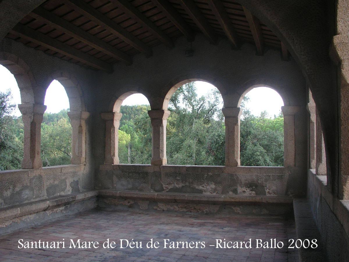 Santuari de la Mare de Déu de Farners – Santa Coloma de Farners / Selva  Cat...