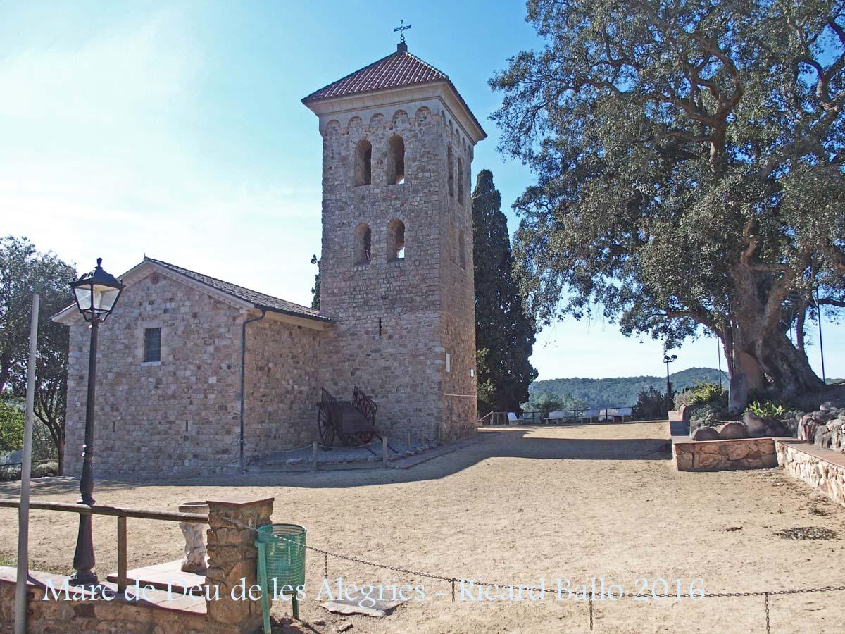 Santuari de la Mare de Déu de les Alegries – Lloret de Mar / Selva  Cataluny...