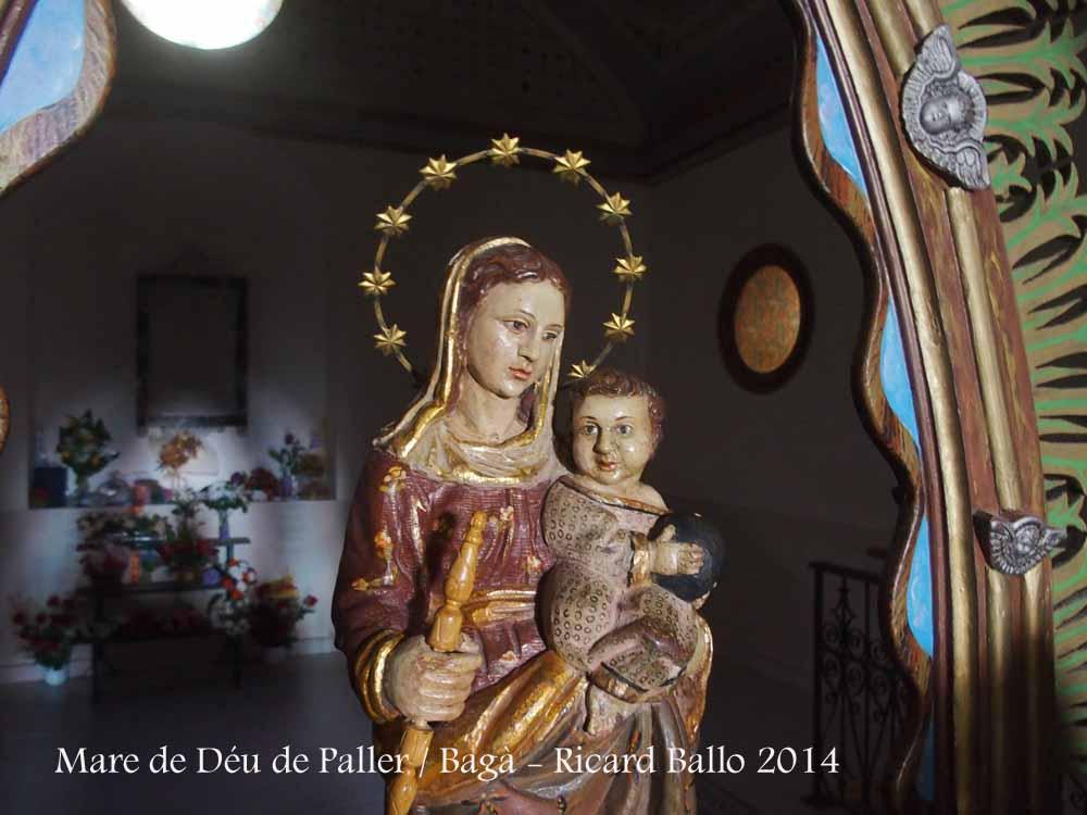Santuari de la Mare de Déu de Paller – Bagà / Berguedà  Catalunya Medieval
