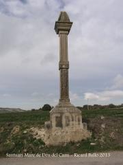 Santuari de la Mare de Déu del Camí - Monument commemoratiu.